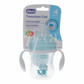 CHICCO TRANSITION CUP +4M BOY 200 ML