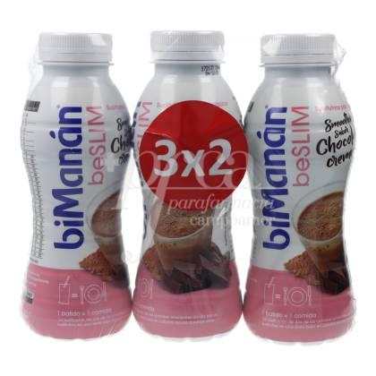 BIMANAN SMOOOTHIE CHOCOLATE 3X330 ML PROMO