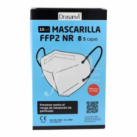 MASCARILLA FFP2 NR 10 UNIDADES DRASANVI