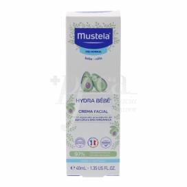 MUSTELA HYDRA BABY GESICHT CREME 40 ML
