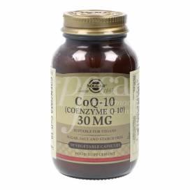 COENZYME Q10 90 CAPSULES 30 MG SOLGAR