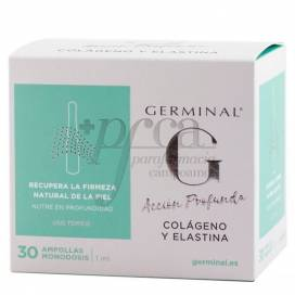 GERMINAL DEEP ACTION COLLAGEN AND ELASTIN 30 AMPOULES
