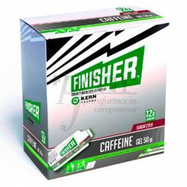 FINISHER CAFFEINE 12 SAQUETAS 50 G