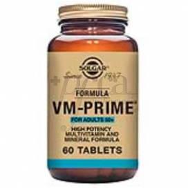 FORMULA VM PRIME +50 YEARS 60 TABLETS SOLGAR