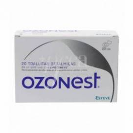 OZONEST 20 OPHTHALMIC WIPES