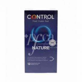 CONTROL CONDOMS ADAPTA NATURE 12 UNITS