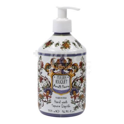 PEONY AMALFI HAND SOAP 500 ML