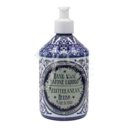 MEDITERRANEAN HERBS HAND SOAP 500 ML