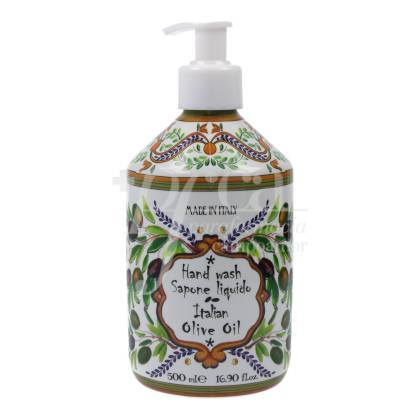 OLIVE OIL HAND SOAP 500 ML