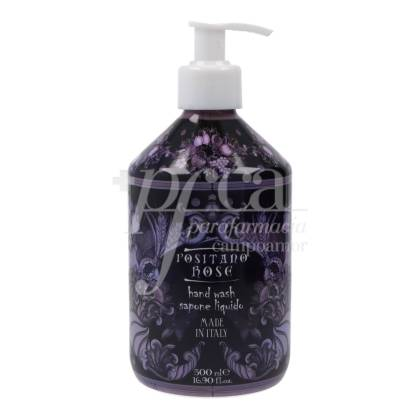 ROSE OF POSITANO HAND SOAP 500 ML