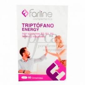 FARLINE TRIPTOFANO 60 COMPRIMIDOS