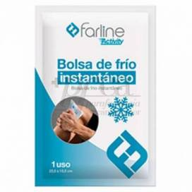 FARLINE ACTIVITY BOLSA FRIO INSTANTÂNEO 1 UNIDADE 22,5X15,5 CM