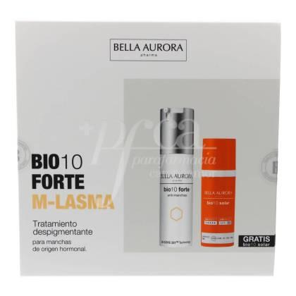 BELLA AURORA BIO10 FORTE M-LASMA 30 ML + SUNSCREEN 50 ML PROMO