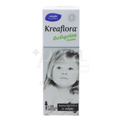 KREAFLORA COLI DROPS 30 ML