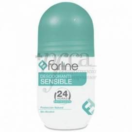 FARLINE DESODORIZANTE SENSÍVEL 50 ML