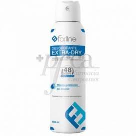 FARLINE SPRAY EXTRA-DRY DEODORANT 150 ML