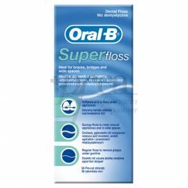 ORAL B SUPERFLOSS ZAHNSEIDE