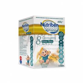 NUTRIBEN INNOVA 8 CEREAIS EXTRAFIBRA 600 G