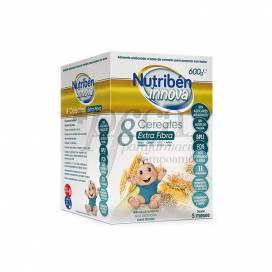 NUTRIBEN INNOVA 8 GETREIDE EXTRA BALLASTSTOFF 600 G