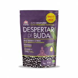 ISWARI SUPER DESAYUNO DESPERTAR DE BUDA ACAI, PLATANO & FRESA 360 G
