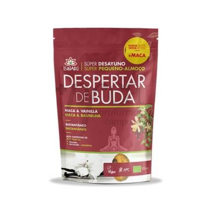 ISWARI SUPER DESAYUNO DESPERTAR DE BUDA MACA & VANILLA 360 G