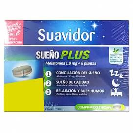 SUAVIDOR SUEÑO PLUS 2X15 COMPRIMIDOS PROMO
