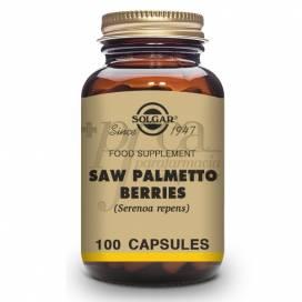 SABAL SAW PALMETO SERENOA REP 100 CAPSULES SOLGAR
