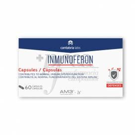 INMUNOFERON 60 CAPSULES