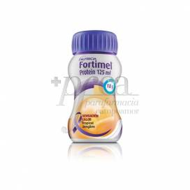 FORTIMEL PROTEIN SABOR TROPICAL RUIVO 4 X 125 ML