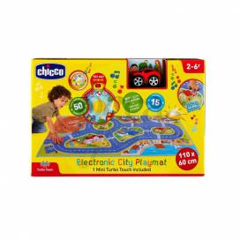 CHICCO ALFOMBRA ELECTRONICA CITY PLAYMAT 2-6 AÑOS