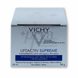 VICHY LIFTACTIV SUPREME PELE NORMAL MISTA 50 ML