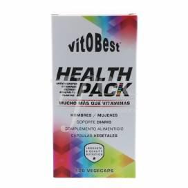 VITOBEST HEALTH PACK 100 KAPSELN