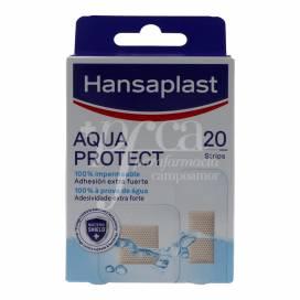 HANSAPLAST AQUA PROTECT ÇA PROVA DE ÁGUA 20 UNIDADES