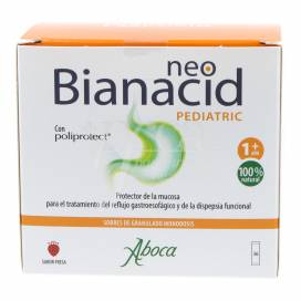 NEOBIANACID PEDIATRIC 36 SAQUETAS 775 MG