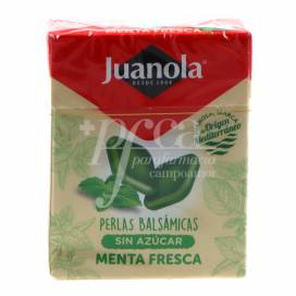 JUANOLA FRISCHE MINZPERLEN 25 G