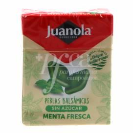 JUANOLA PÉROLAS 25 G MENTA FRESCA