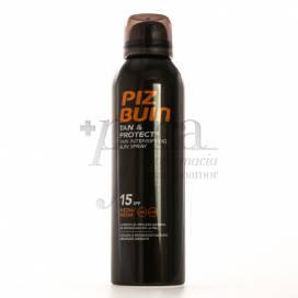 PIZ BUIN TAN&PROTECT SPRAY SPF15 150 ML