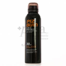 PIZ BUIN TAN&PROTECT SPRAY SPF30 150 ML