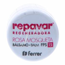 REPAVAR REGENERADORA BALSAMO LABIAL ROSA MOSQUETA 10 ML