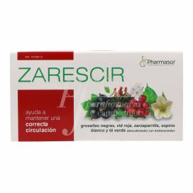ZARESCIR 14 FRASCOS PRARMASOR