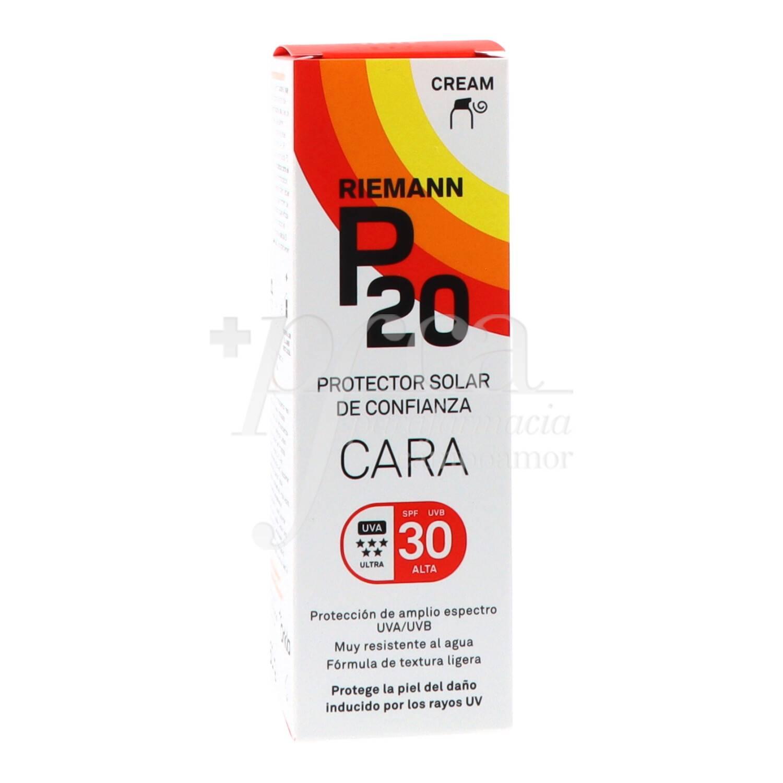 RIEMANN P20 FACE CREAM SPF20 20 G