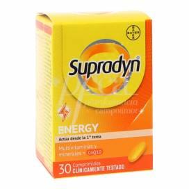 SUPRADYN ENERGY 30 COMPS