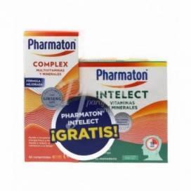 PHARMATON COMPLEX 60 TABLETTEN + INTELECT 20 BEUTEL 11,6 G PROMO