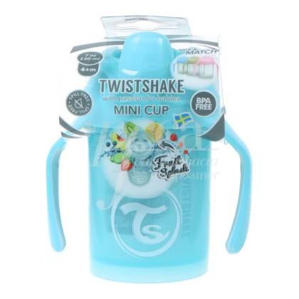 TWISTSHAKE BLUE CUP +4M 230 ML
