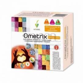 OMETRIX 3-6-9 60 KAPSELN NOVADIET