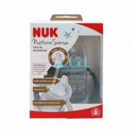 NUK NATURE SENSE BEACH TIME TRINKGLAS 6-18M 150 ML