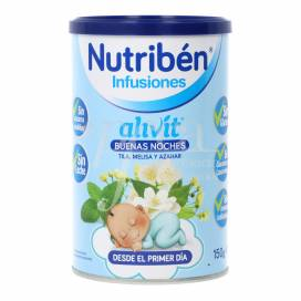 NUTRIBEN ALIVIT SONHOS 150 G