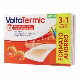 VOLTATERMIC HEAT PLASTER 3+1 UNITS PROMO