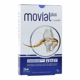 MOVIAL PLUS FLUIDART 28 CAPSULES