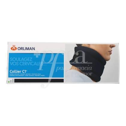 ORLIMAN CERVICAL COLLAR CC2211 SIZE 40-44 HEIGHT 10.5 CM